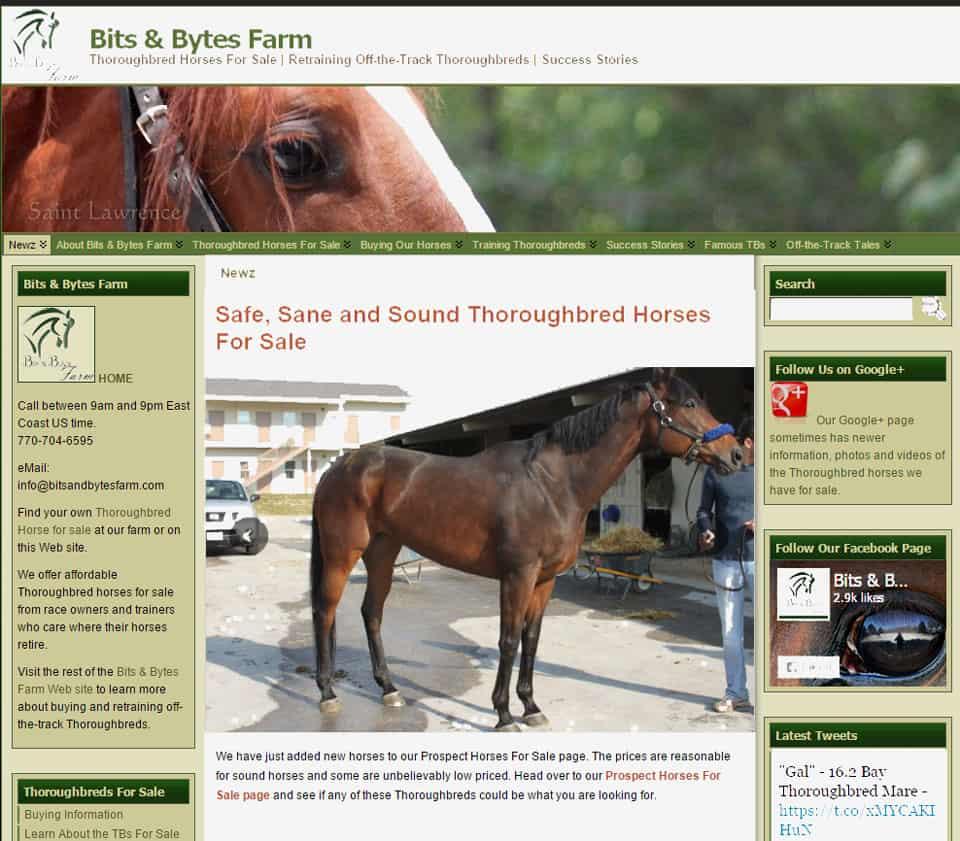 Visit Bits & Bytes Farm's Web Site